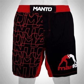 "Manto Pro Shorts ""Dynamic"" Black"